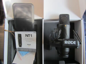 Microphone Rode NT1