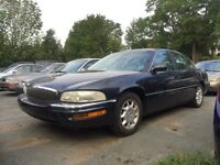 2000 Buick Park Avenue Ultra (supercharged)