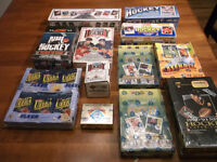 HUGE SELECTION OF SPORTS CARDS