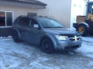 2010 Dodge Journey R/T AWD 7 seater