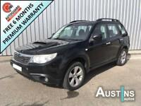 2010 (10) Subaru Forester 2.0 XC Diesel 5-Dr, 98,000 Miles, Service History