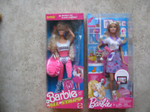 Barbie Dolls Vintage Collectible Condition AS Noted