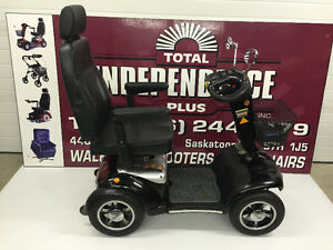 SHOPRIDER 889 SL/SE 4 WHEEL BATTERY SCOOTER