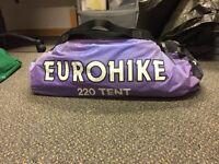 Eurohike 2 man some tent