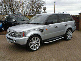 2007 Land Rover Range Rover Sport 3.6TD V8 Auto HSE