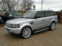 2007 Land Rover Range Rover Sport 3.6TD V8 Auto HSE