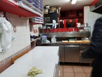 PIZZA TAKEAWAY SHOP FOR QUICK SALE