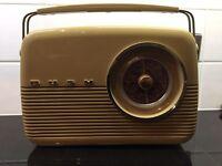 Bush Retro-Style Radio