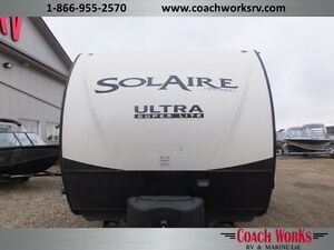 2016 Solaire 267 BHSK UL Bunk Bed Travel Trailer  Edmonton Edmonton Area image 10