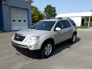 2010 GMC Acadia SLE2 VUS AWD 8places