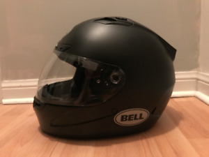 Bell Vortex Helmet XL - Matte Black
