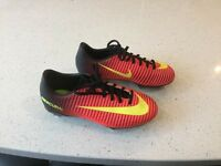 Nike Mercurial Football boots size UK1