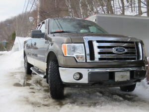 2009 Ford F-150 XLT Camionnette 4x4