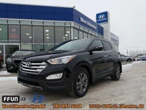 2015 Hyundai Santa Fe Sport LUXURY AWD leather sunroof