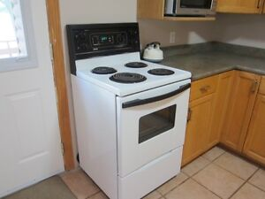 Kenmore 24 inch stove