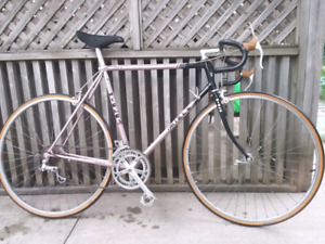 Miele Vintage racer bicycle, very low km