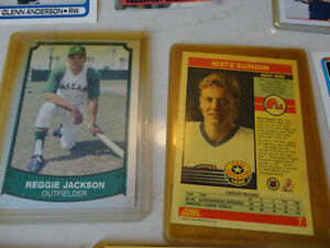 1990's Sports cards 14 total - Hockey, Baseball & Football Kitchener / Waterloo Kitchener Area image 4