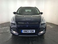 2013 FORD KUGA ZETEC TDCI DIESEL 1 OWNER SERVICE HISTORY FINANCE PX WELCOME