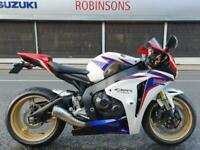 2011 60 Plate Honda CBR1000RR in stunning HRC colours,