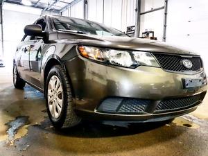 2010 Kia Forte-NEW MVI - Auto - A/C - Bluetooth- only 4500$!
