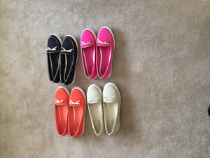 Causal sporty shoes 4-pair  NEW