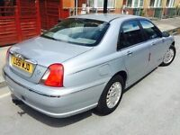 ROVER 75 CONNOISSEUR CDT BMW DIESEL AUTOMATIC 1 OWNER F/S/H