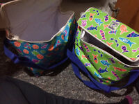 Two Cooler Bags