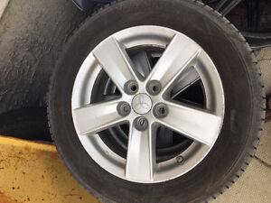 205/60 r16 - Yokohama All Season  - Lancer Tires and Rims (3)