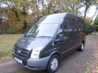 Ford Transit 2.4 TDCi 140 PS 350 LIMITED High Roof 350 MWB AWD 4X4 60 REG 90K