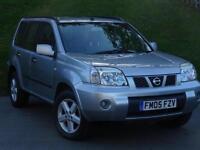 2005 05 Nissan X-Trail 2.2dCi 136 2005MY Sport