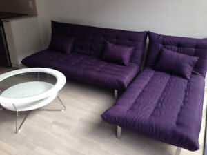 Central location. Luxury, clean, bright ,furnished new condo