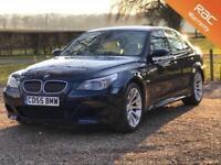 2005 55 BMW 5 SERIES 5.0 M5 4D AUTO 501 BHP