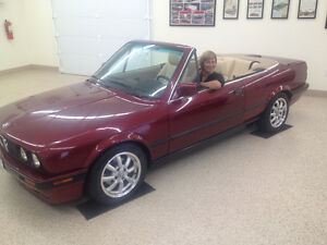 Classic BMW Convertible
