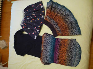 Girls Size 10 Summer Clothes - Excellent Condition