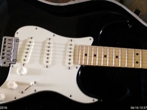 Fender American Standard Stratocaster With Case