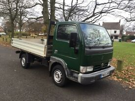 Nissan cabstar 3.0TD 3500 kg only 88,000 miles from new