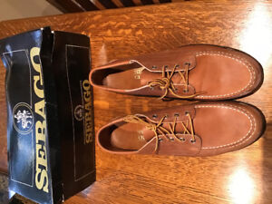 Casual brown men's shoes size 11
