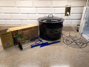Home Canning Kit - never used!