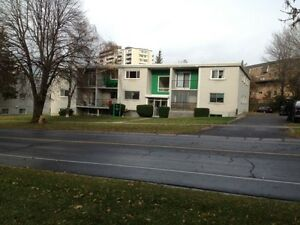 Well maintained 2 bedroom apartment, Utilities Included