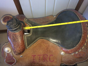 Frontier Rope Saddle