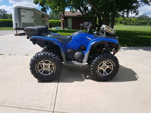 2007 Yamaha Grizzly 700 For Sale