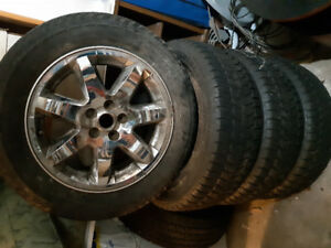 Jeep Liberty winter tires for sale
