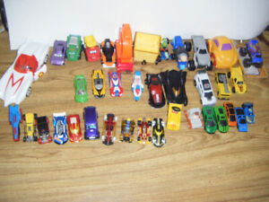 38 Toy Cars