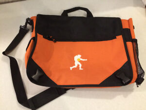 Grifball messenger bag