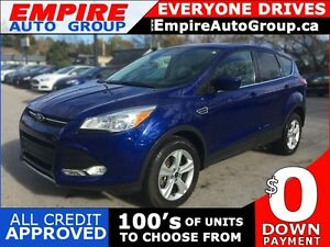 2014 FORD ESCAPE SE * AWD * REAR CAM * BLUETOOTH * LOW KM London Ontario image 1