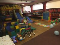 Jumping jacks soft play & giant games hire