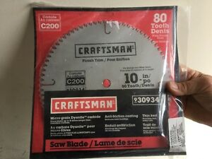 "10"" Saw blade for sale"