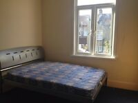 A very big double room for rent near station