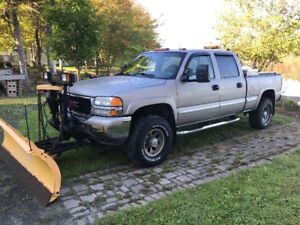 2002 GMC Sierra 2500 6.0L need gone