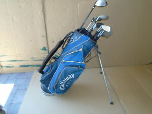 Sporting goods FULL SET OF GOLDEN BEAR GOLF CLUBS MEN RH. - $200